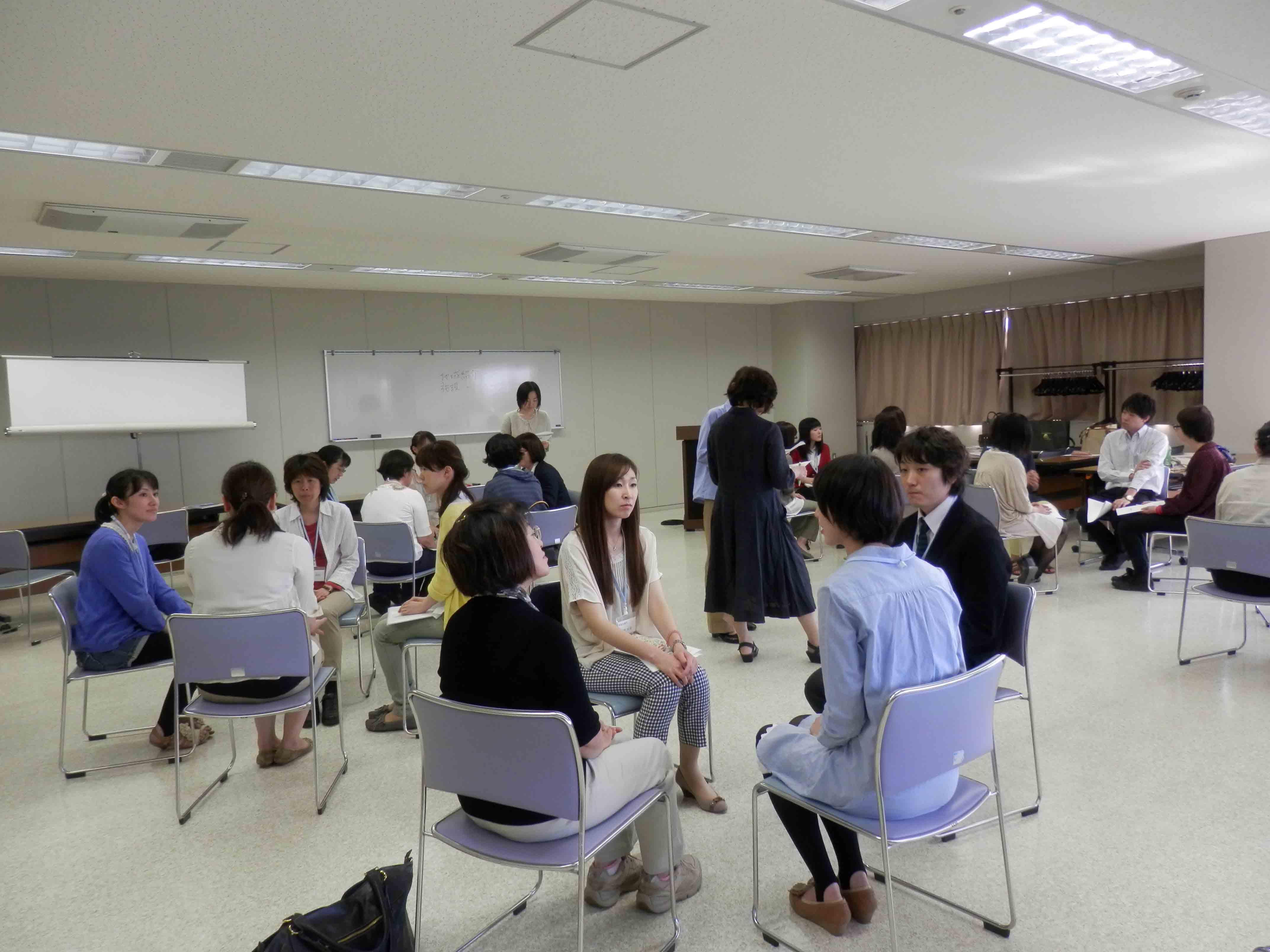 【北海道支部】検査・相談研修会が開催されました