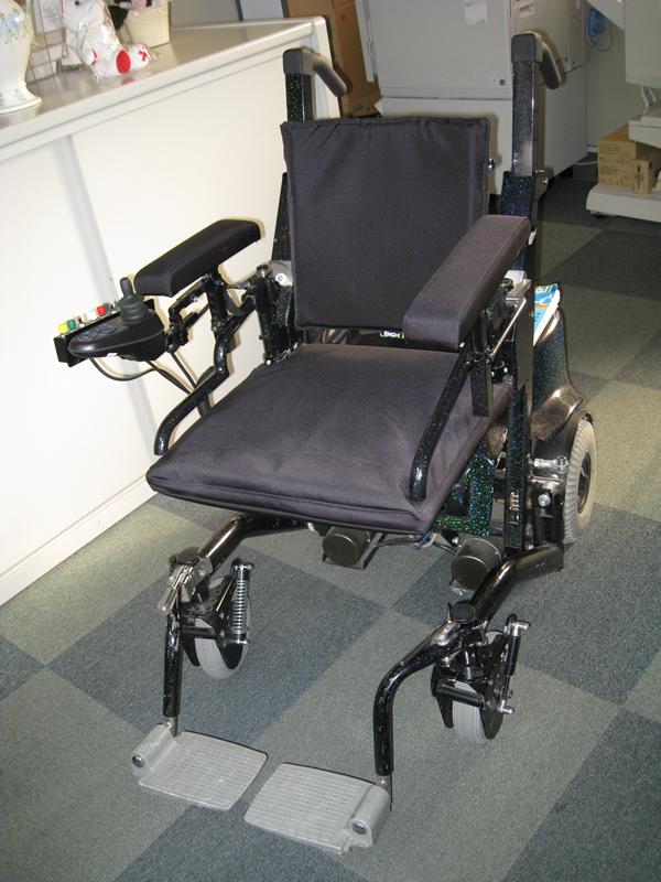 便利な車椅子