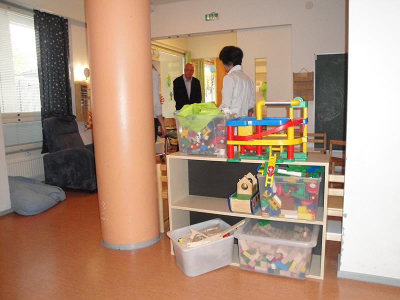 「小児がん患者・経験者自立支援プログラムの整備」報告 3.医療福祉と学校教育との連携を実現させているフィンランドの取り組みについて